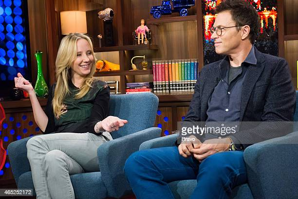 Anne Heche and Tim Daly