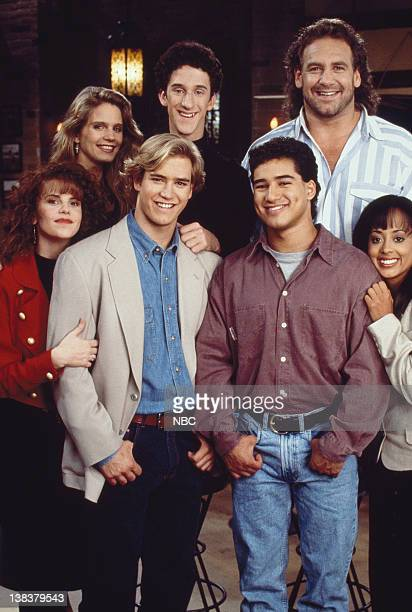 Anne Tremko as Leslie Burke Dustin Diamond as Samuel 'Screech' Powers Patrick Fabian as Professor Lasky Kiersten Warren as Alex Tabor MarkPaul...