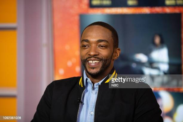 Anthony Mackie on Friday February 1 2019