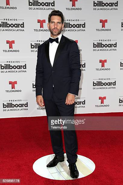 Arap Bethke arrives at the 2016 Billboard Latin Music Awards at the BankUnited Center in Miami Florida on April 28 2016