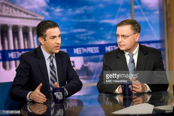 Ari Melber Host of The Beat with Ari Melber and MSNBC Chief Legal Correspondent and Chuck Rosenberg Former senior FBI official and former US attorney...