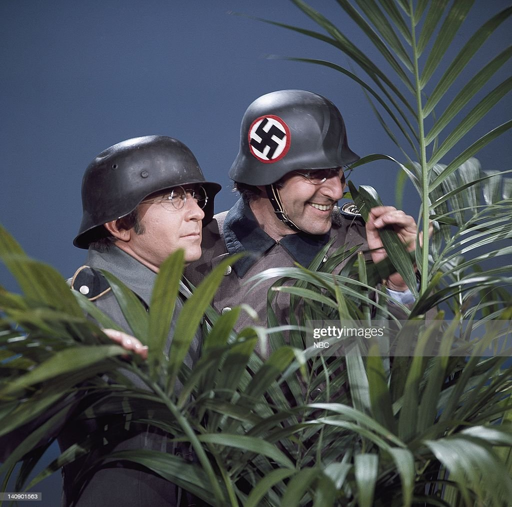 Arte Johnson as Wolfgang, Peter Sellers -- Photo by: NBCU Photo Bank