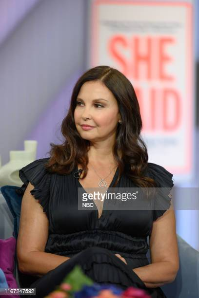 Ashley Judd on Monday September 9 2019