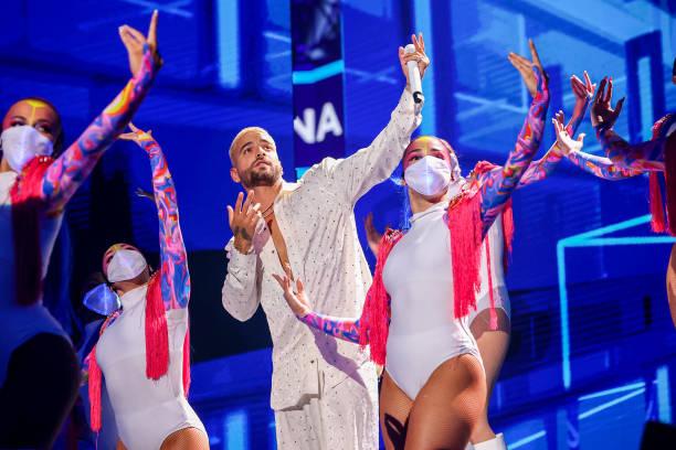 """FL: Telemundo's """"2020 Billboard Latin Music Award"""" - Show"""