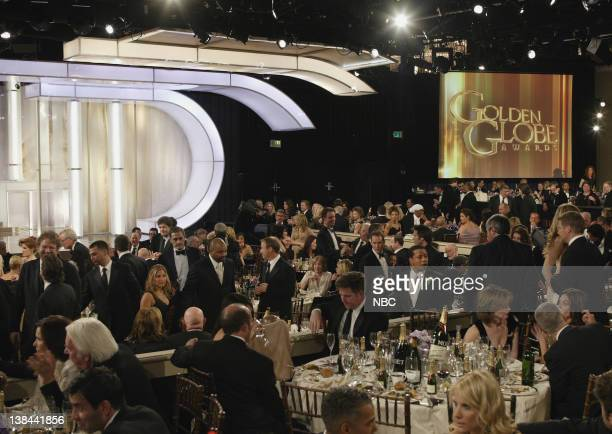 Audience during The 63rd Annual Golden Globe Awards at the Beverly Hilton Hotel