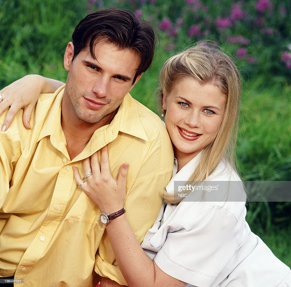 Austin Peck As Austin Reed Alison Sweeney As Sami Brady News Photo Getty Images