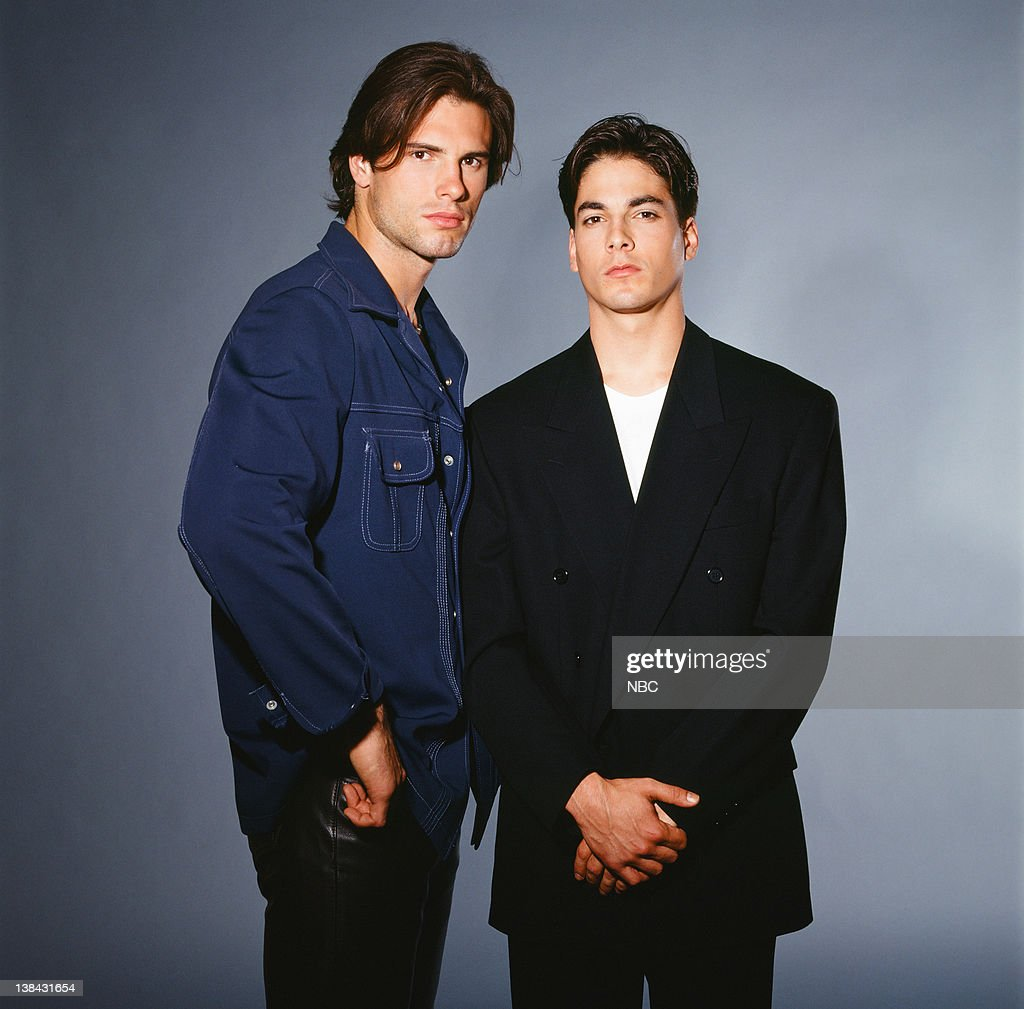 Austin Peck As Austin Reed Bryan Dattilo As Lucas Horton News Photo Getty Images