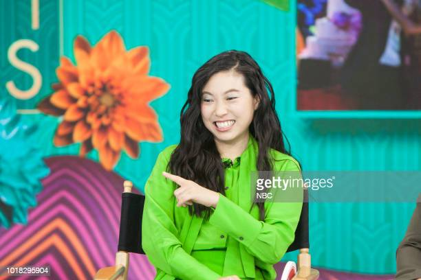 Awkwafina on Friday August 17 2018