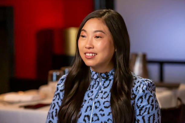 "NY: NBC's ""Sunday TODAY with Willie Geist"" with Awkwafina"