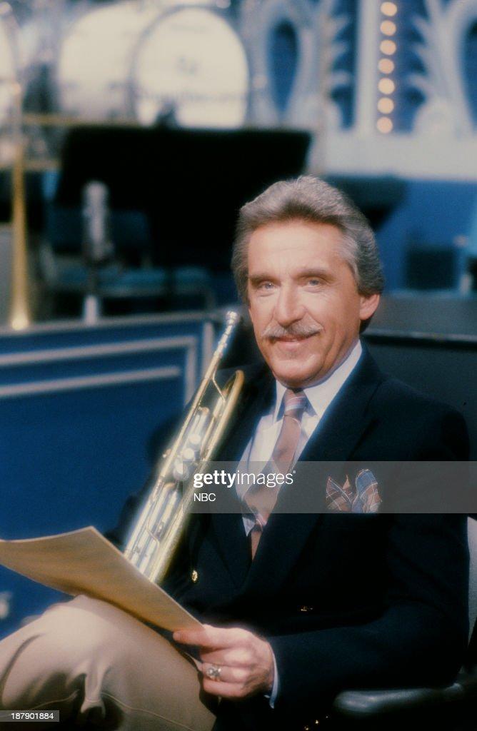 Bandleader Doc Severinsen c. 1987 --