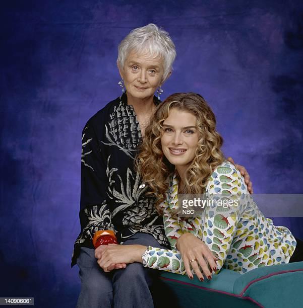 Barbara Barrie as Helen 'Nana' Keane Brooke Shields as Susan Keane Photo by Jon Ragel/NBCU Photo Bank