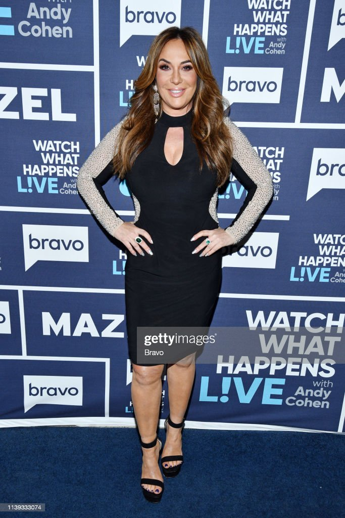 Watch What Happens Live With Andy Cohen - Season 16 : News Photo