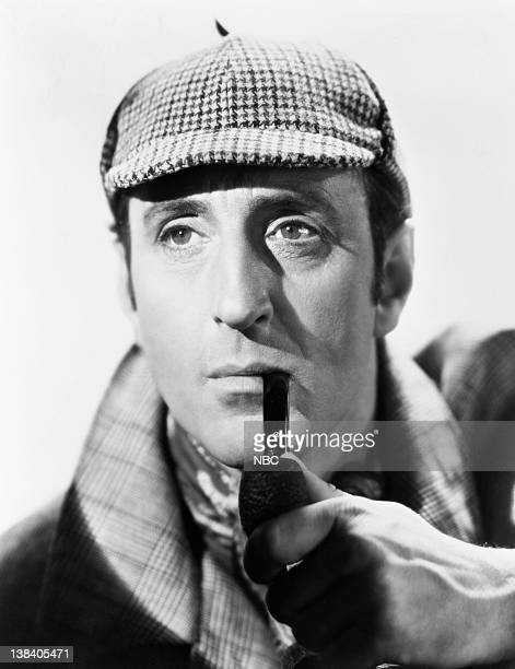 Basil Rathbone as Detective Sherlock Holmes