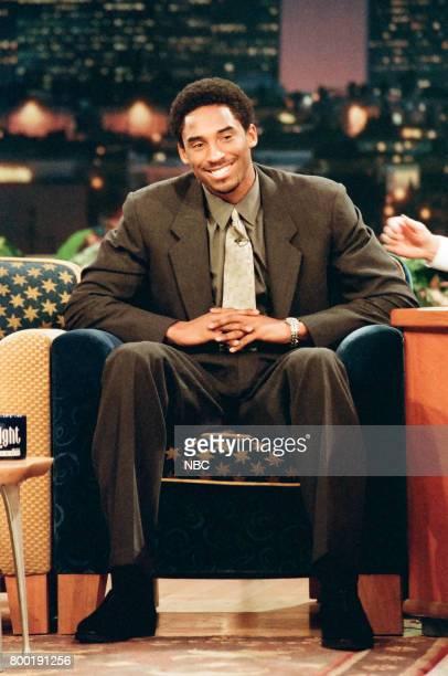 Basketball player Kobe Bryant on February 12 1998