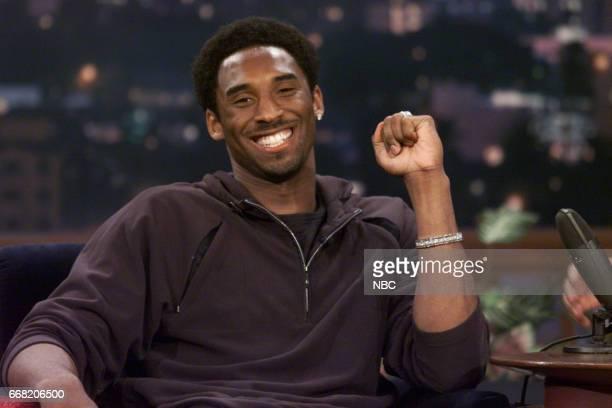 Basketball Player Kobe Bryant on June 28th 2001