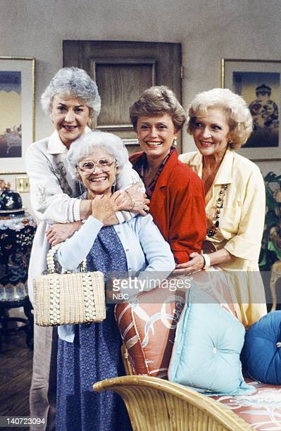 Bea Arthur as Dorothy Petrillo Zbornak Estelle Getty as Sophia Petrillo Rue McClanahan as Blanche Devereaux Betty White as Rose Nylund Photo by NBCU...