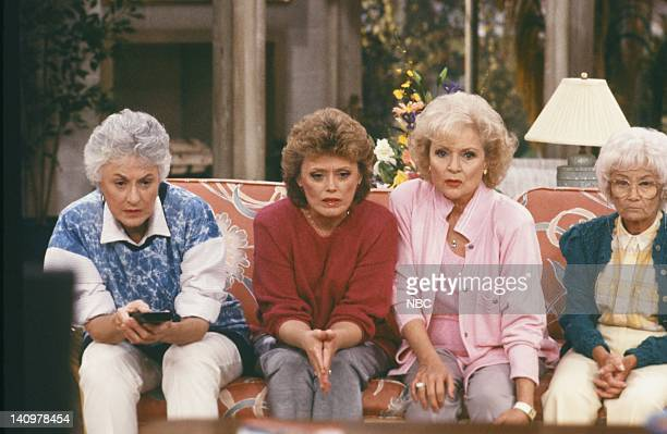 Bea Arthur as Dorothy PetrilloZbornak Rue McClanahan as Blanche Devereaux Betty White as Rose Nylund Estelle Getty as Sophia Petrillo Photo by...
