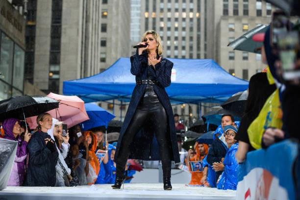 """NY: NBC's """"TODAY"""" - Chainsmokers, Bebe Rexha, Bobby Moynihan, T.R. Knight, Robin Givens, Alejandra Ramos, Mark Ellwood"""