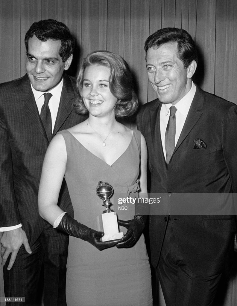 The 23rd Annual Golden Globe Awards : News Photo