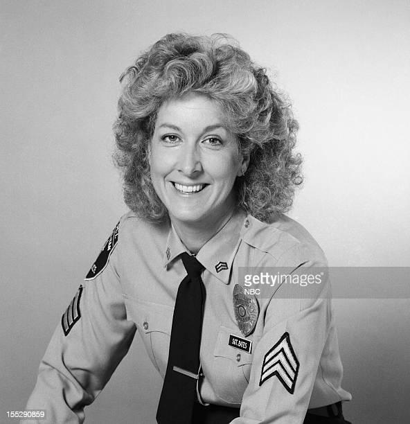 Betty Thomas as Sgt Lucille Bates