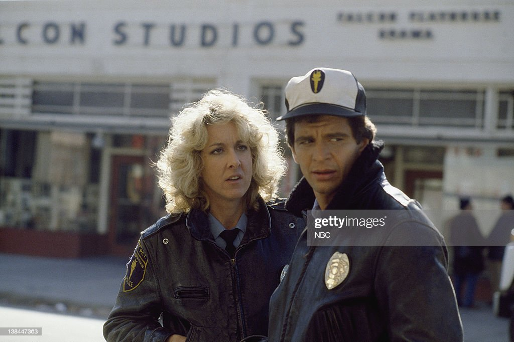 Betty Thomas as Sgt  Lucy Bates, Ed Marinaro as Officer Joe
