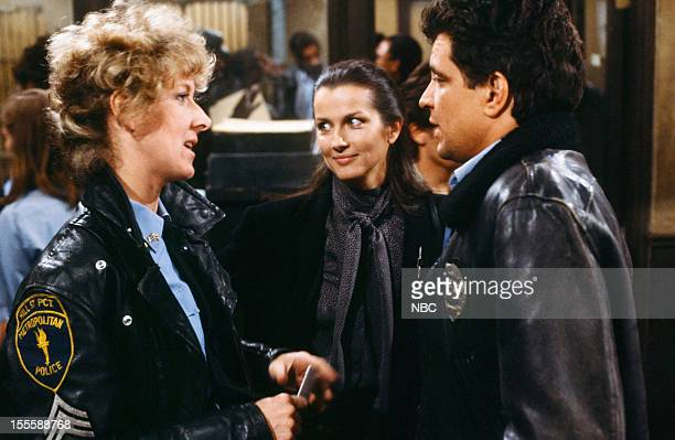 Betty Thomas as Sgt Lucy Bates Veronica Hamel as Joyce Davenport Ed Marinaro as Officer Joe Coffey