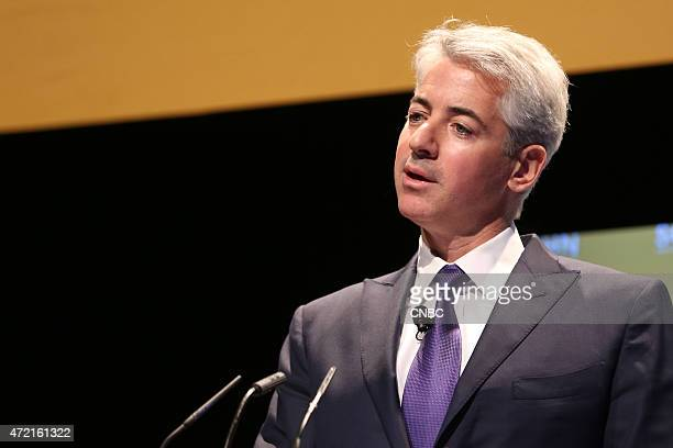 Bill Ackman, Pershing Square Capital Management CEO and Portfolio Manager, at the 20th Annual Sohn Investment Conference in New York City on May 4,...