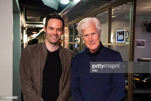 Bill Hader and Keith Morrison on June 2 2019