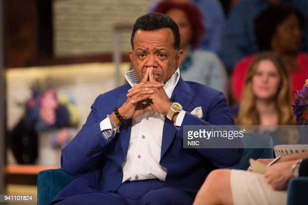 Bishop Carlton Pearson and Megyn Kelly on Monday March 26 2018