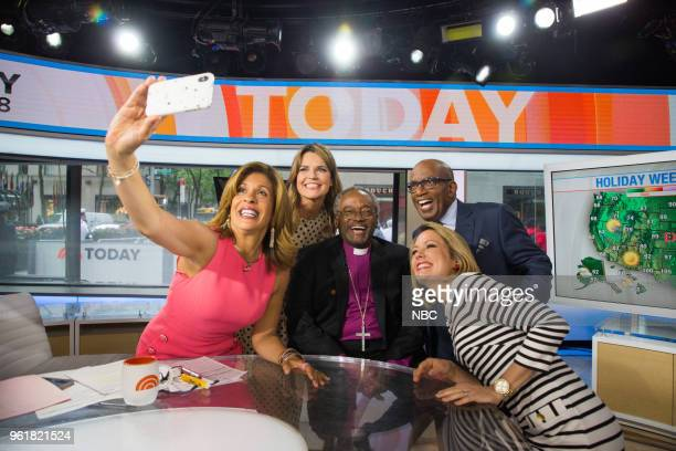 Bishop Michael Curry on Tuesday May 22 2018