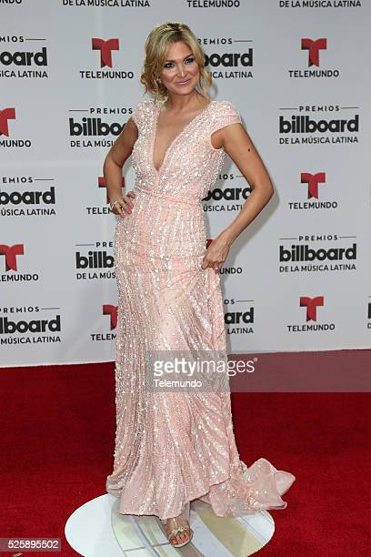 Blanca Soto arrives at the 2016 Billboard Latin Music Awards at the BankUnited Center in Miami Florida on April 28 2016