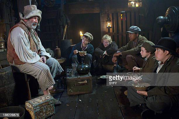 Bob Hoskins as Smee James Ainsworth as Tootles Patrick Gibson as Curly Chase Willoughby as Nibs Thomas Patten as The Twins Brandon Robinson as...