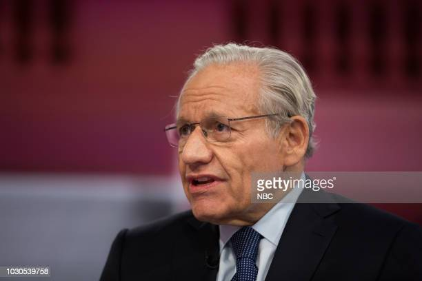 Bob Woodward on Monday September 10 2018