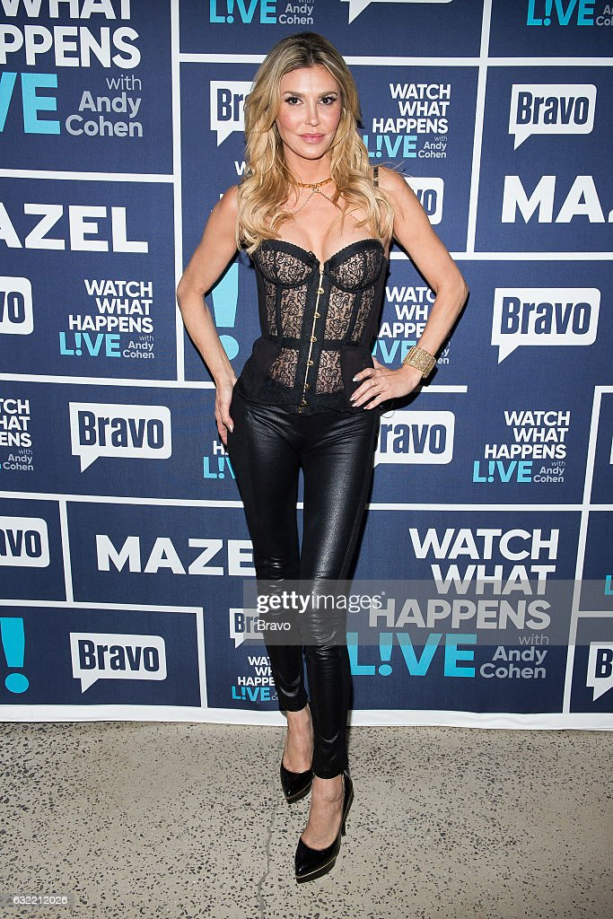 Watch What Happens Live with Andy Cohen - Season 14 : News Photo