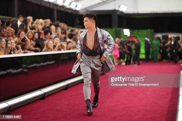 Bretman Rock arrives to the 2019 E People's Choice Awards held at the Barker Hangar on November 10 2019 NUP_188992
