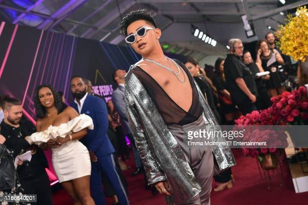 Bretman Rock during the 2019 E People's Choice Awards held at the Barker Hangar on November 10 2019 NUP_188994