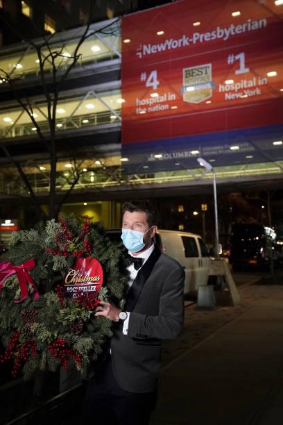 "NY: NBC's ""Christmas in Rockefeller Center"" - 2020"