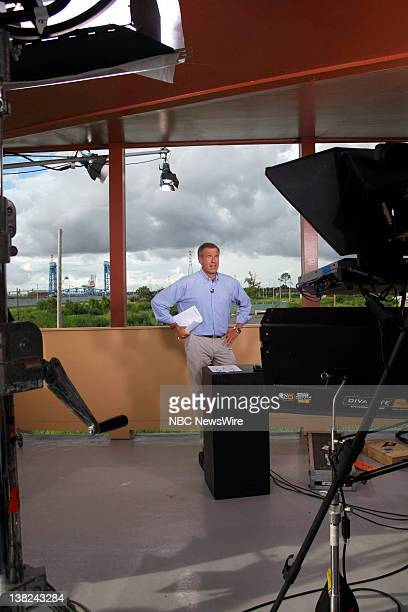 Brian Williams NBC News' Brian Williams anchors live from the lower 9th ward in New Orleans five years after Hurricane Katrina devastated the region