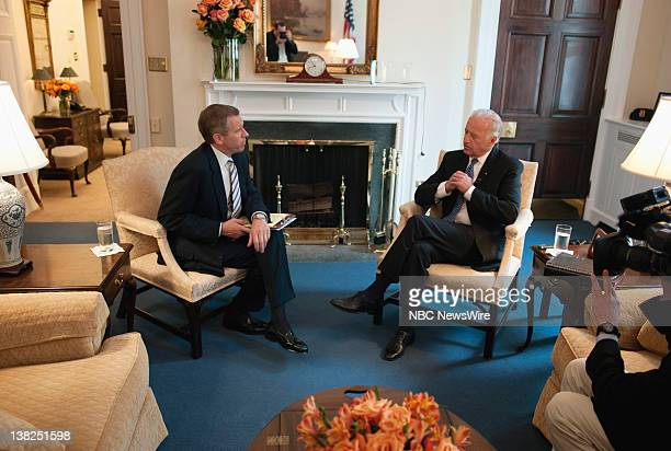 Brian Williams Vice President Joe Biden NBC News Anchor and Managing Editor Brian Williams takes an exclusive wideranging look at what happens...