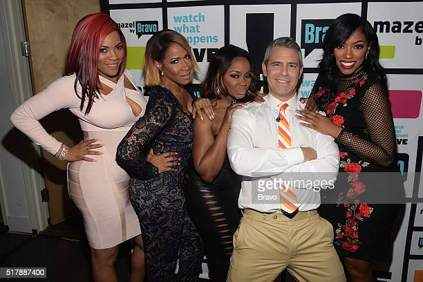 Brooklyn tankard stock photos and pictures getty images brooklyn tankard andy cohen phaedra parks sheree whitfield and porsha williams pmusecretfo Gallery