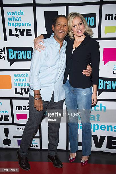 Bryant Gumbel and Ali Wentworth