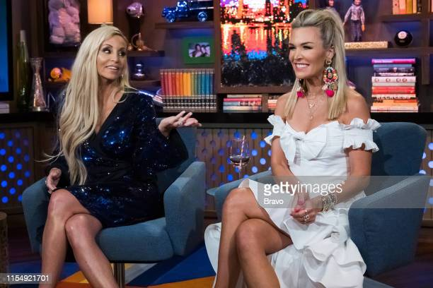 Camille Grammer and Tinsley Mortimer