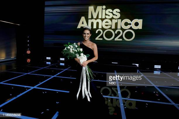 Pictured: Camille Schrier, Miss America 2020 at Mohegan Sun in Uncasville, CT on Thursday, December 19, 2019 --