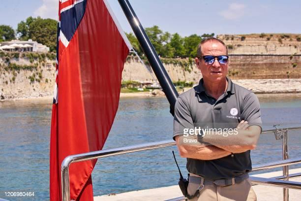 Pictured: Captain Glenn Shephard --