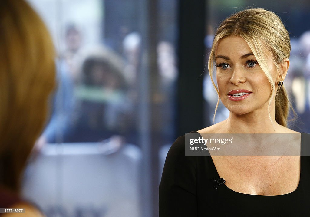 Carmen Electra appears on NBC News' 'Today' show --