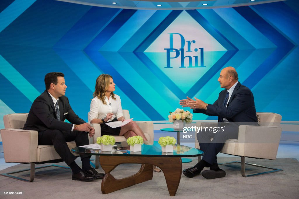 "NBC's ""TODAY"" With guests Dr. Phil, Ambush Makeovers, Joy Bauer, Lou Manfredini"