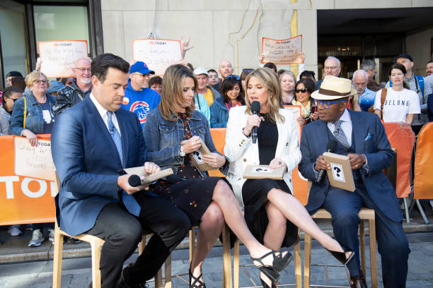"NY: NBC's ""TODAY"" - Pete Rose, Laura Linney, Rachel Zoe, Elizabeth Gilbert, Jasmine Guillory, Jane Green and Tomi Adeyemi"