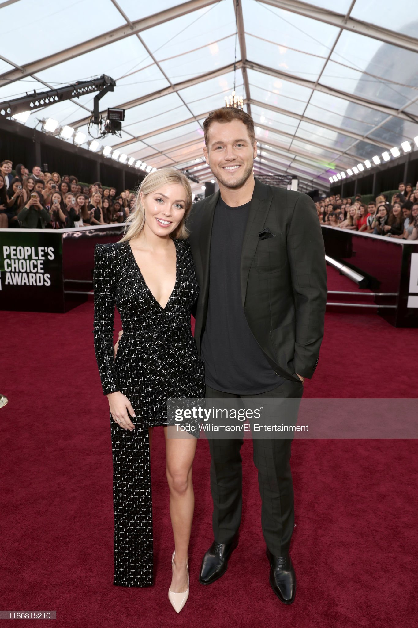 Colton Underwood & Cassie Randolph - Bachelor 23 - Discussion - Page 14 Pictured-cassie-randolph-and-colton-underwood-arrive-to-the-2019-e-picture-id1186815210?s=2048x2048