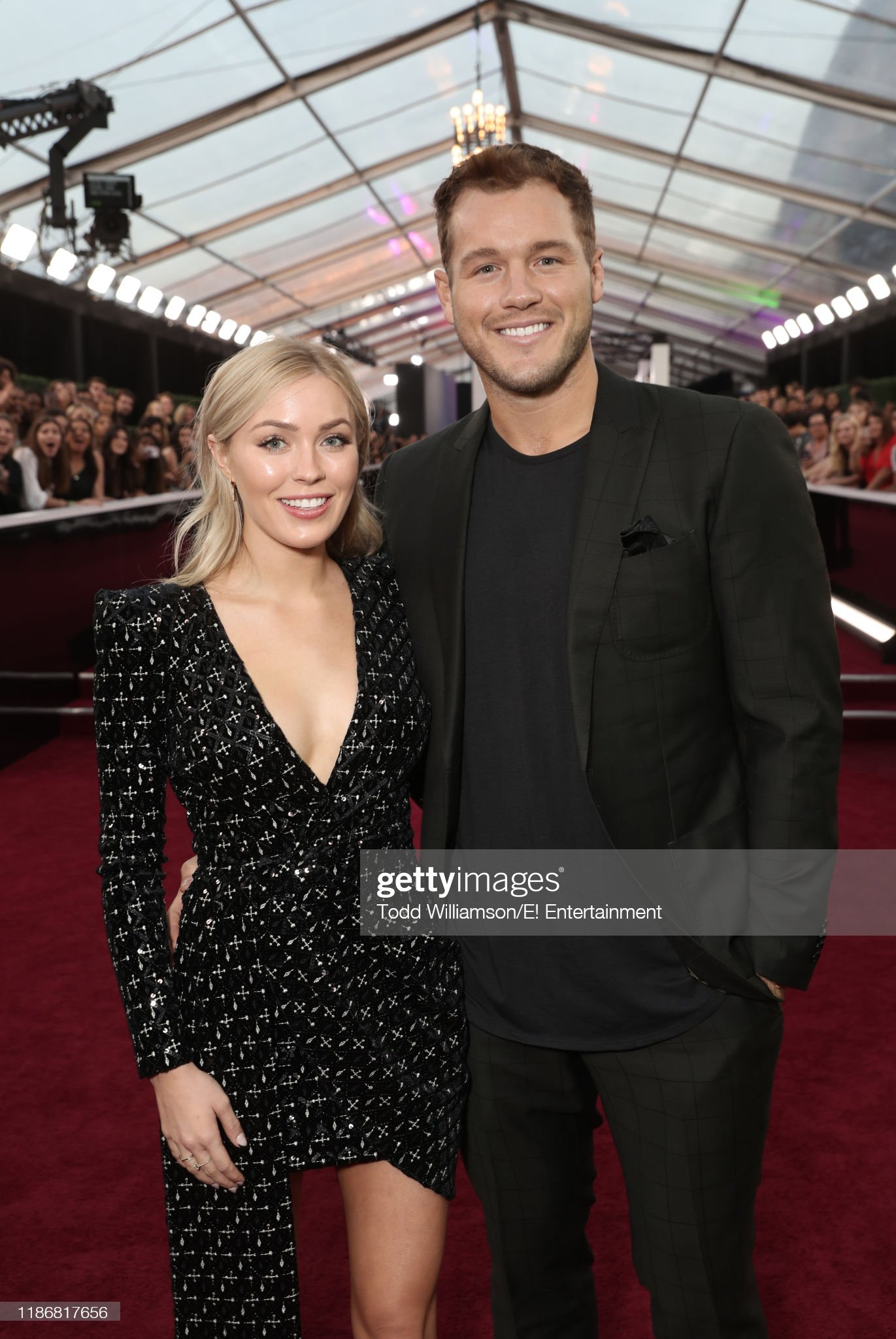 Colton Underwood & Cassie Randolph - Bachelor 23 - Discussion - Page 14 Pictured-cassie-randolph-and-colton-underwood-arrive-to-the-2019-e-picture-id1186817656?s=2048x2048