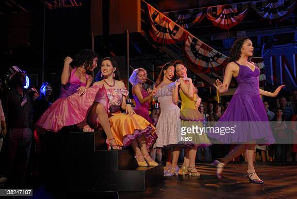 S FOURTH OF JULY FIREWORKS SPECTACULAR Pictured Cast of West Side Story Tony Award winner Karen Olivo and the cast of Broadway's West Side Story...